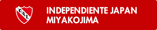 INDEPENDIENTE JAPAN MIYAKOJIMA